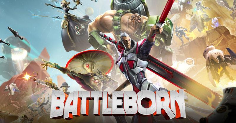 battleborn overwatch