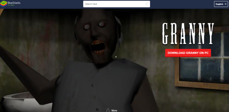 How To Play Granny On Your PC (Mobile Horror Game)