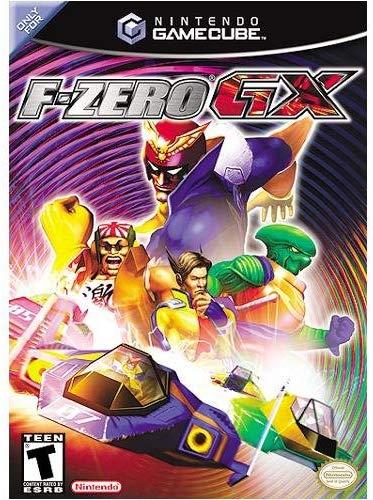 f zero gx gamecube