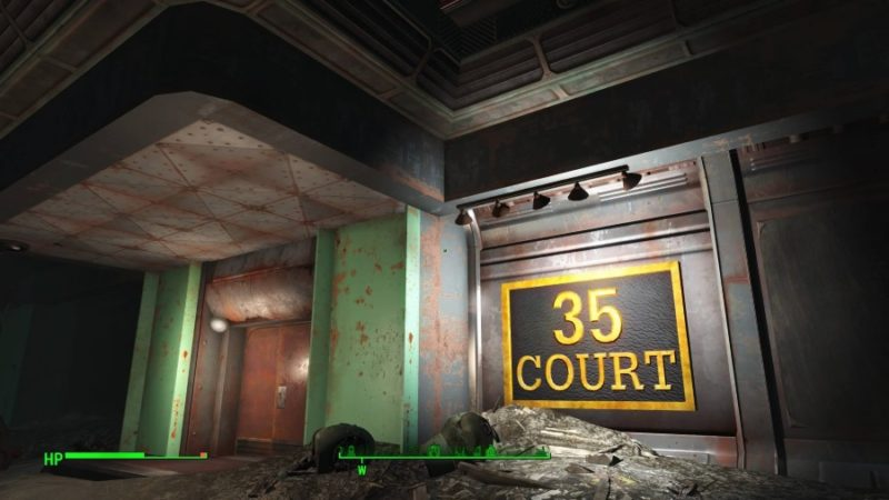 fallout 4 best power armor location