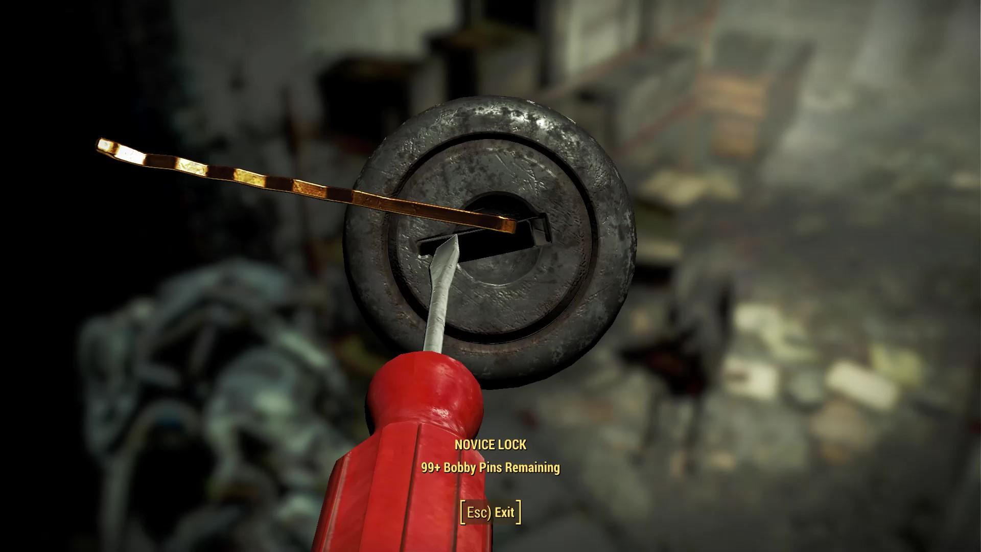Fallout 4 Lockpicking Guide How To Pick Locks To Gain Items