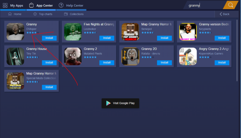 granny free download for windows 7 pc