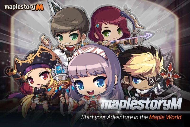maplestory m classes
