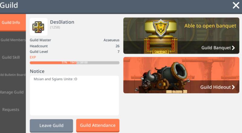 maplestory m guild guide