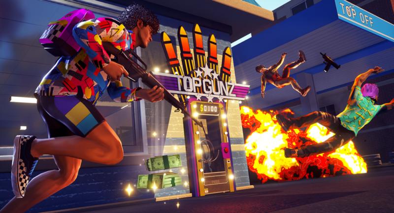 games like fortnite in 2018