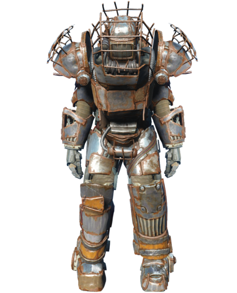 raider power armor