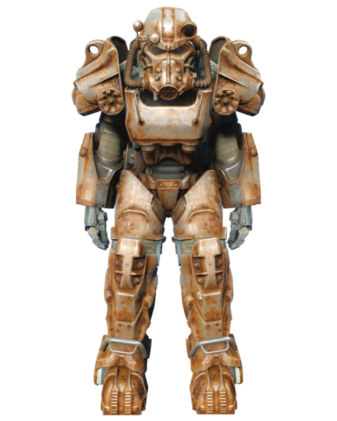 t-60 power armor fallout 4