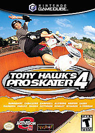 tony hawk gamecube