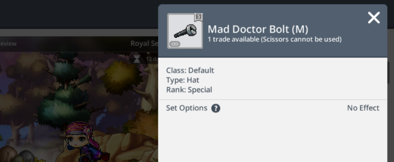 Mad doctor bolt