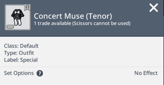 concert muse tenor