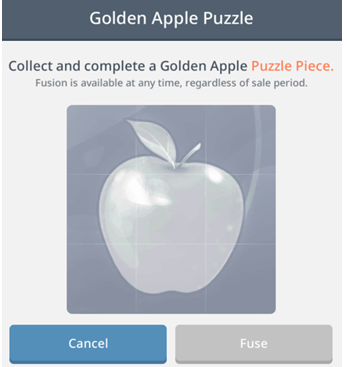 golden apple puzzle