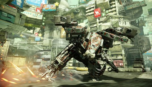 best mecha games