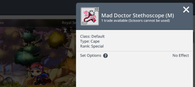 mad doctor stethoscope