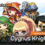maplestory m cygnus knights