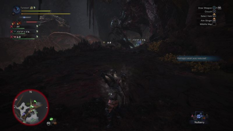 mhw use nulberry