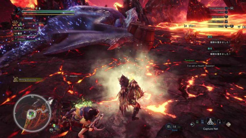 monster hunter world how to slay lunastra