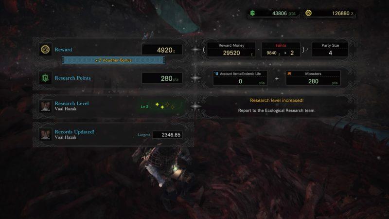 monster hunter world how to make money fast