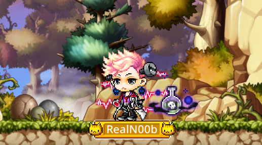 royal style halloween maplestory m