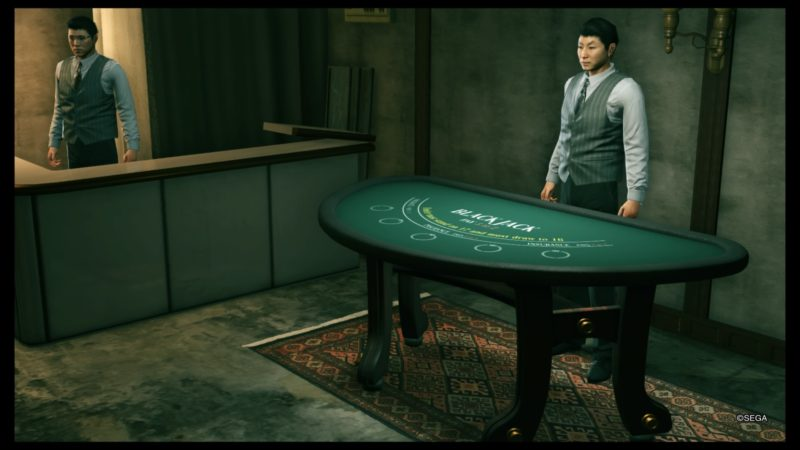 yakuza kiwami 2 casino - make money
