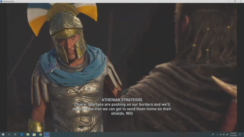 ac odyssey athens conquest