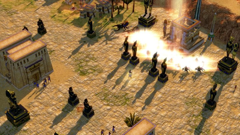 age of empires on mobile