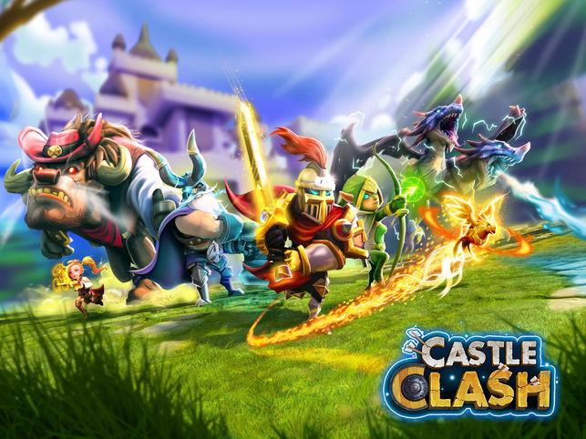 top games like clash of clans in 2018