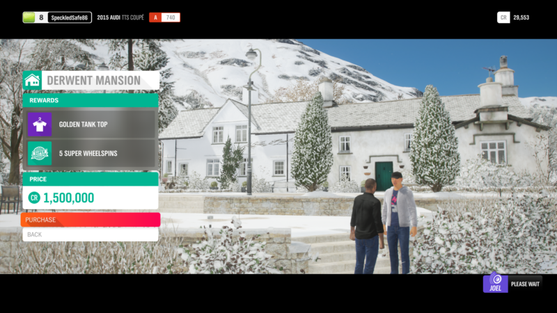 Forza Horizon 4: Location Of Houses (Plus Price And Reward)