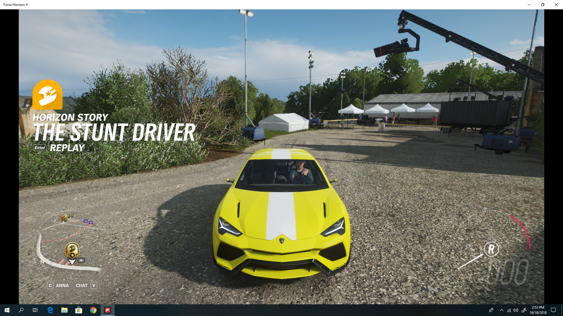 Forza Horizon 4: Stunt Driver Story (Requirements For Stars)