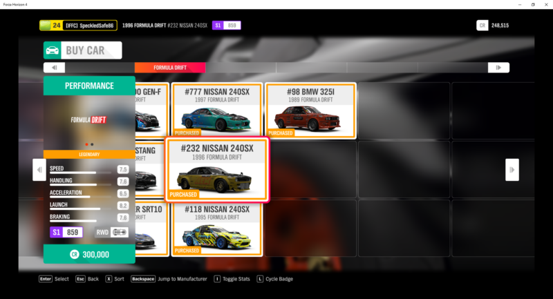 forza horizon 4 how to get the dlc packs