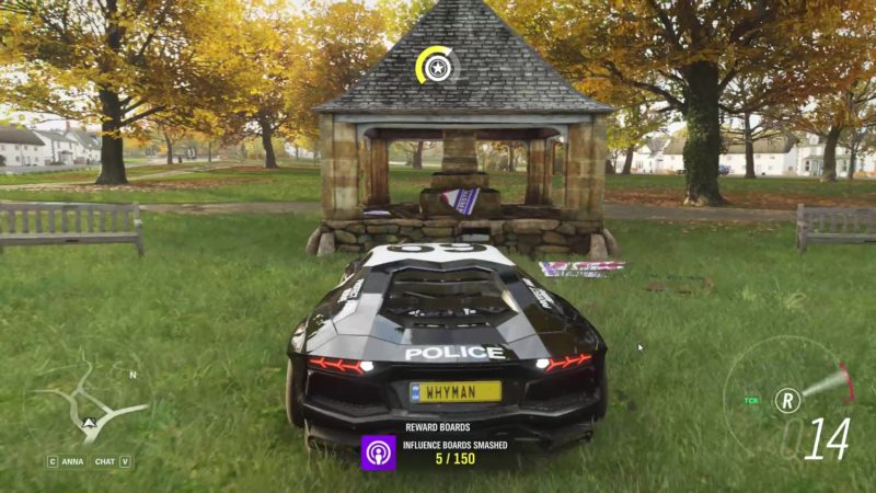 forza horizon 4 how to increase influence fast