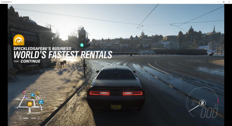 forza horizon 4 worlds fastest rentals