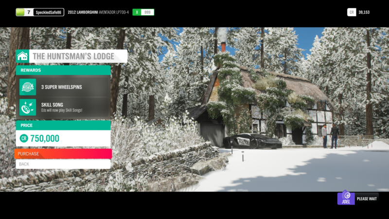 Forza Horizon 4 Location Of Houses Plus Price And Reward