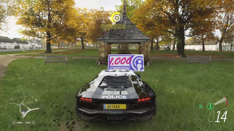 Forza Horizon 4: How To Earn Influence Fast (Guide)