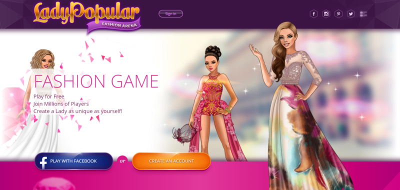 browser games like imvu