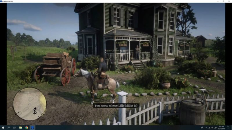 lilly millet location - red dead redemption 2