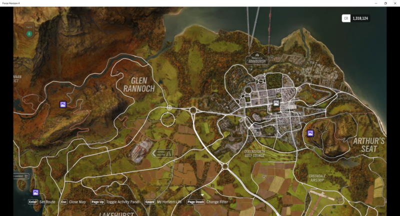 location of beauty spot forza horizon 4