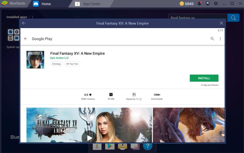 ffxv a new empire review