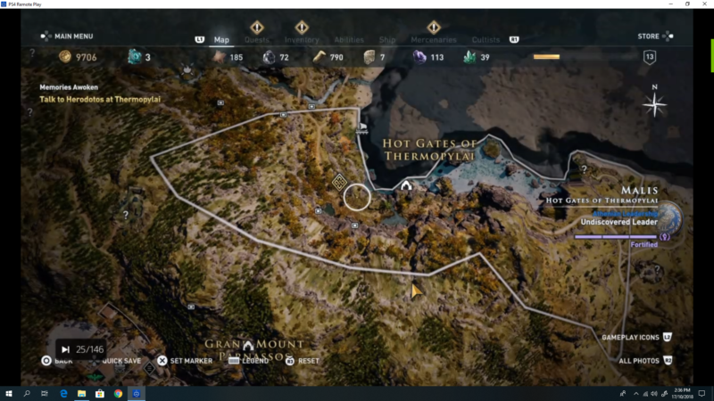 quest after serpents lair