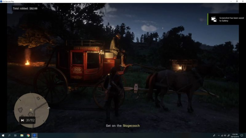 rdr 2 - the spines of america mission