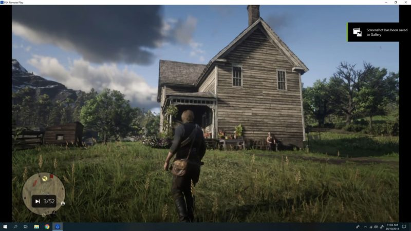 rdr 2 - we loved once and true 2 mission