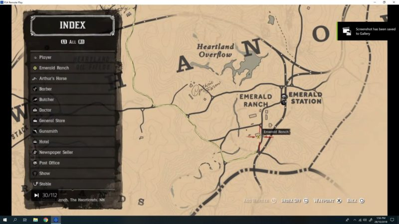 red dead redemption walkthrough - the spines of america