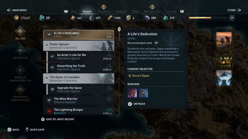ac-odyssey-a-lifes-dedication-quest-guide