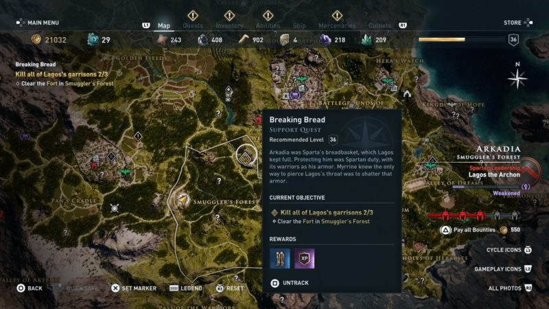 ac-odyssey-breaking-bread-mission-guide