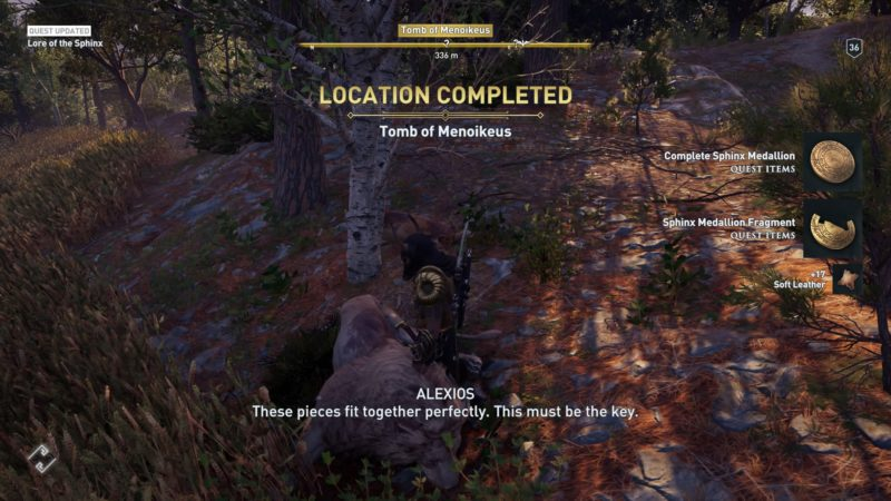assassins-creed-odyssey-lore-of-the-sphinx-walkthrough