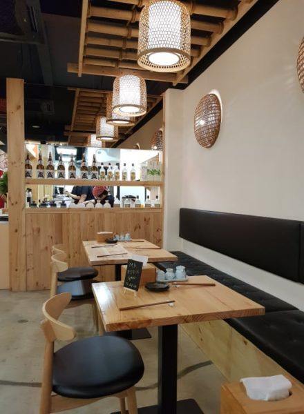 daruma syokudo - japanese restaurant in malacca