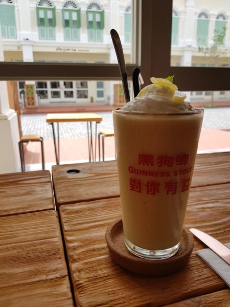in time cafe review - melaka