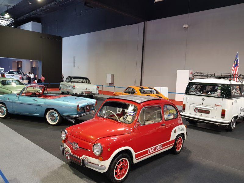 klims 18 vintage cars
