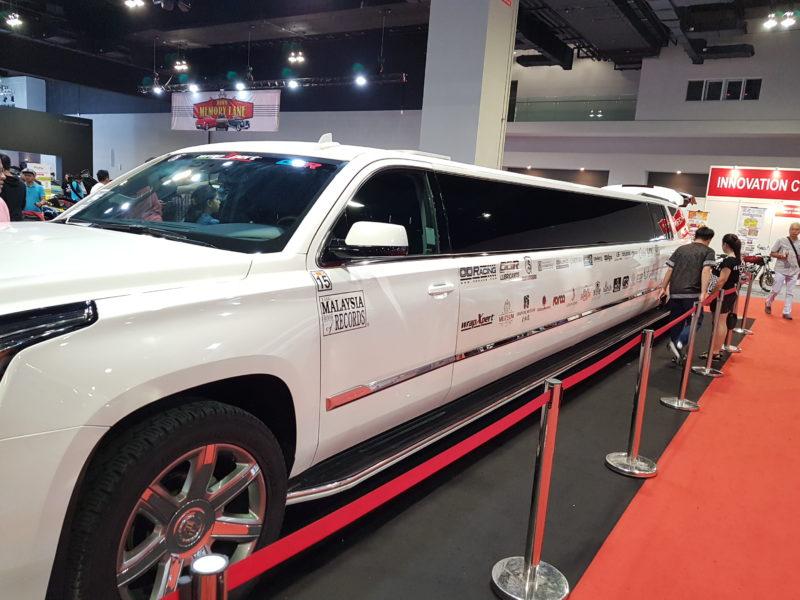 klims 2018 limousine
