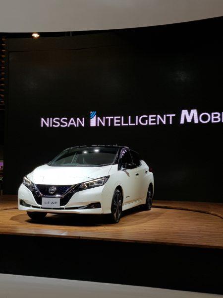 kuala lumpur international motor show nissan intelligent mobility