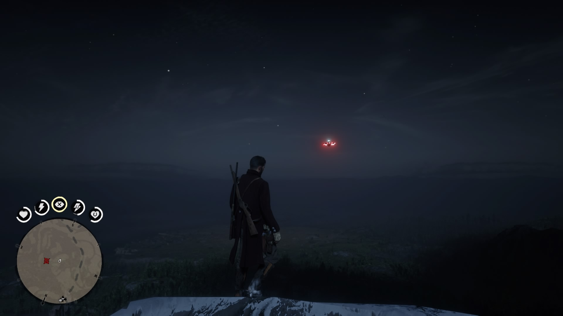 Red Dead Redemption 2: UFO Locations (Mount Shann And Shack)